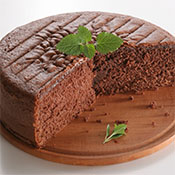 Bizcocho de Yogur con <br/>Chocolate